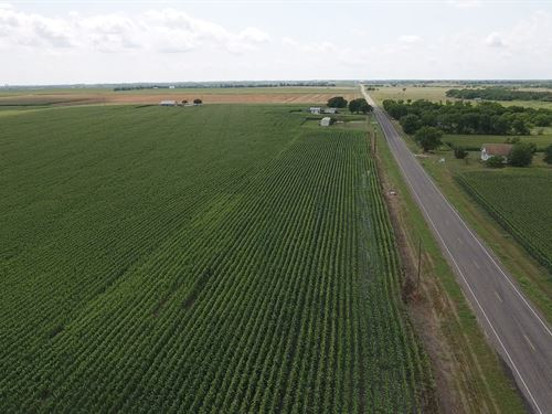 51.5 Acres Of Prime Farmland : Troy : Bell County : Texas