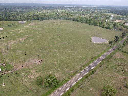164.13 Acres, Fm 1696 : Huntsville : Walker County : Texas