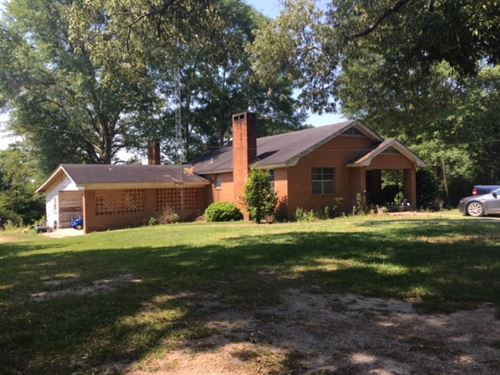 Home And 35 Acres : Tylertown : Walthall County : Mississippi