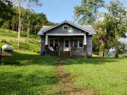 40 Acre Farm, Home, Pasture : Gainesboro : Jackson County : Tennessee
