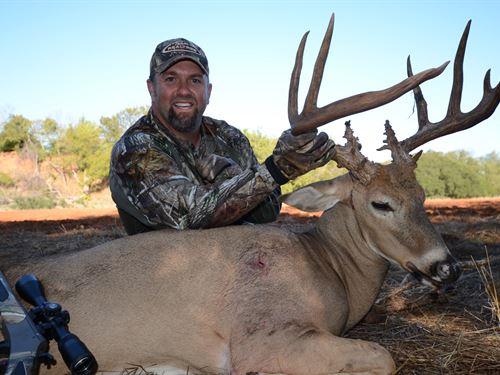 Elm Creek Bucks : Medicine Lodge : Barber County : Kansas