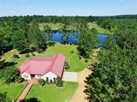 Home & 39.72 Acres In Npsd For : Summit : Pike County : Mississippi
