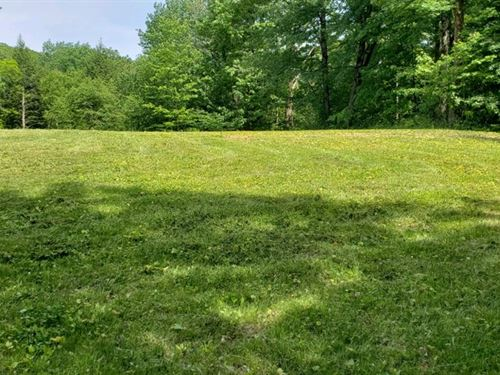 Secluded Lot For Dream Home : Williamstown : Oswego County : New York