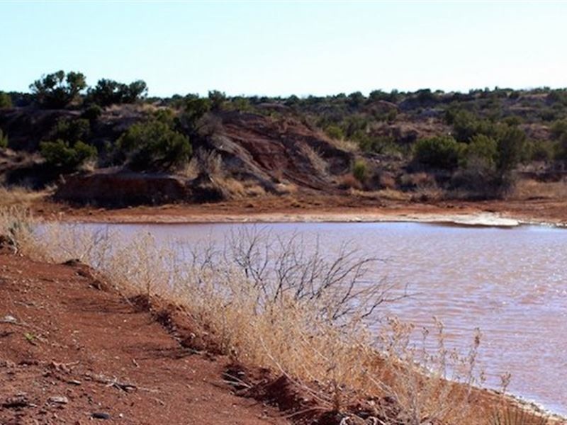Red Dirt Country Knox County Texas : Crowell : Knox County : Texas