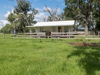 Rockridge Hideway Ranch - 82 Acres : Lakeland : Polk County : Florida