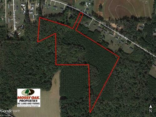 Under Contract, 24.5 Acres of Hun : Middlesex : Nash County : North Carolina