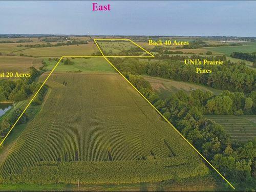 Edge Of Lincoln 60 : Lincoln : Lancaster County : Nebraska