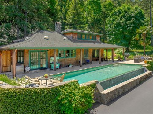 Napa County Property For Sale With : Napa : California
