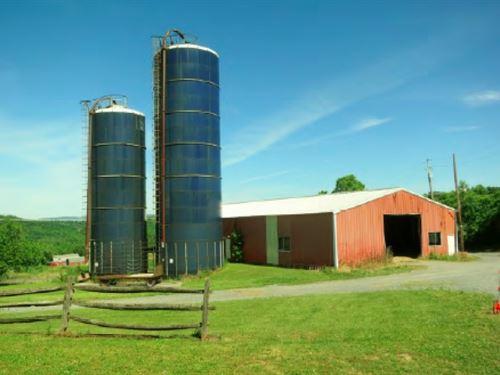 78 Acre Farm With Improvements : Northampton : Pennsylvania