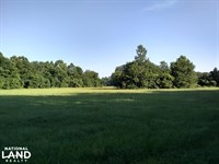 Multiple Use Investment Acreage : Port Gibson : Claiborne County : Mississippi