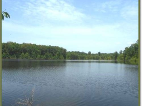 119.48 Acres With A Home In Tallaha : Charleston : Tallahatchie County : Mississippi