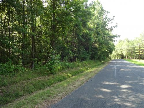 64.85 Acres - Wooded Acreage : Anderson : South Carolina