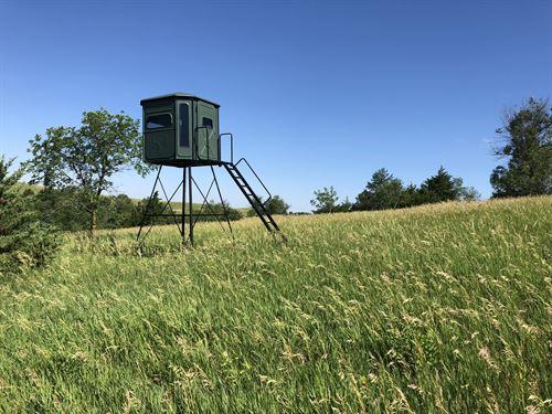 Hunting Hideout - Burwell : Burwell : Valley County : Nebraska