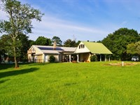 Country Home For Sale Npsd Summit : Summit : Pike County : Mississippi