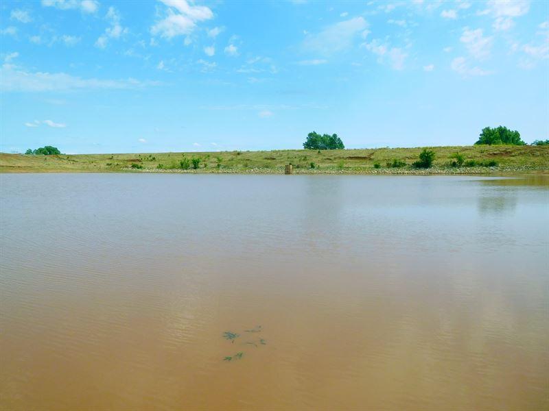 Farming, Hunting, Cattle : Hydro : Caddo County : Oklahoma