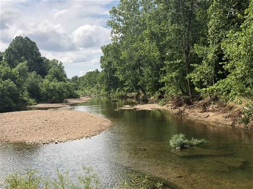 231 Acre Recreational/Hunting Trac : Richland : Camden County : Missouri
