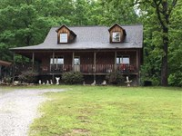Charming, Rustic 2 Bedroom, 2 Bath : Cave City : Sharp County : Arkansas