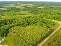 Land Auction In Ohio : Adamsville : Muskingum County : Ohio