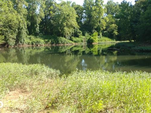 1,140 Acres Ducks, Deer, Turkey, Ho : Benton : Saline County : Arkansas
