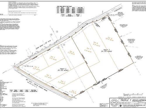 3-5 Acre Tracts In The Walnut Grove : Loganville : Walton County : Georgia