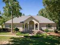 Custom Built Home With Acreage : Cullman : Cullman County : Alabama