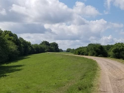 26 Ac - Hunting & Fishing On Bl : Jonesville : Concordia Parish : Louisiana