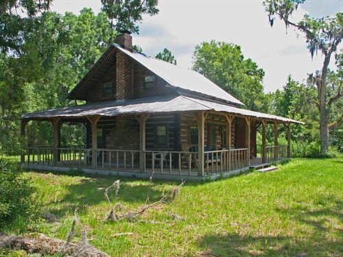 52.07 Acres, Moccasin Creek : Sanderson : Baker County : Florida
