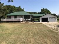 Cattle Farm With Beautiful Home : Warsaw : Benton County : Missouri