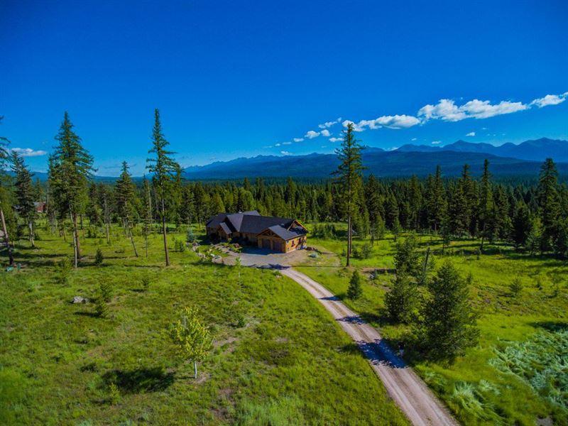 Mountain Home : Seeley Lake : Missoula County : Montana