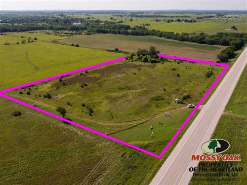 8 Acres in Havana, KS : Havana : Montgomery County : Kansas