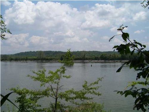 10.86+/- Acres Water Front Property : Kimball : Marion County : Tennessee