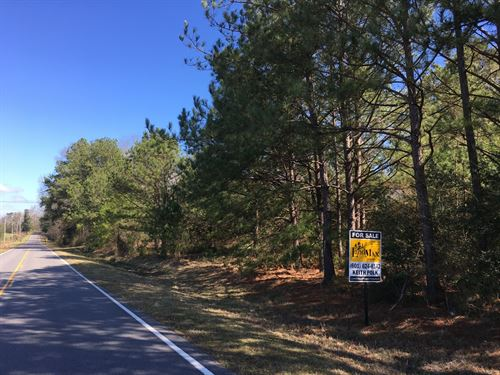 Sharon-Saratoga Rd Tract : Magee : Simpson County : Mississippi