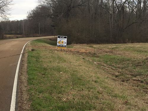 38 Acres Utica Road : Crystal Springs : Copiah County : Mississippi