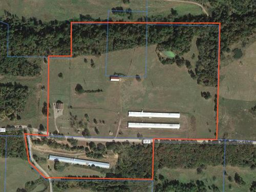 5 Up To 46 Acre Ranch 4 Br Home : Altus : Franklin County : Arkansas