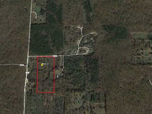 18 Acres For Sale in Butler County : Poplar Bluff : Butler County : Missouri