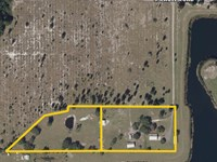 Narcoossee Area Land : Saint Cloud : Osceola County : Florida