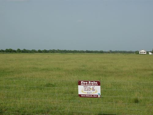 Griggs Ranch : Damon : Fort Bend County : Texas