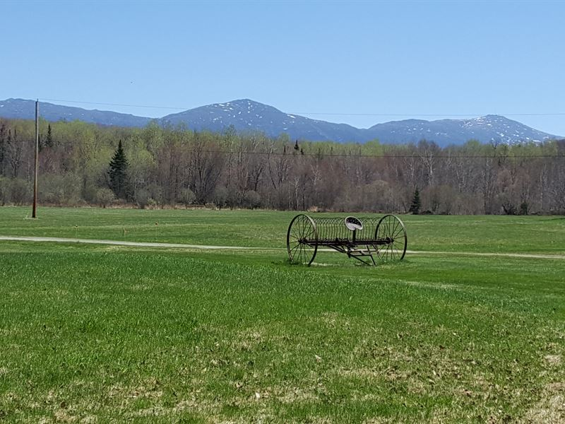 Cherry Mountain Farm And Forest : Jefferson : Coos County : New Hampshire