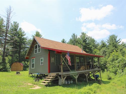 Mount Hope Ridge Rd, 26 Acres : Graysville : Monroe County : Ohio