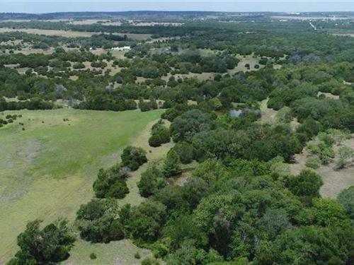 Farm Pasture, Coryell County Land : Evant : Coryell County : Texas