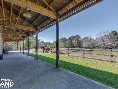 Charleston Equestrian Estate, Parce : Huger : Berkeley County : South Carolina