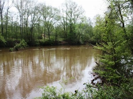 7.5 Acres On The Tallapoosa River : Wedowee : Randolph County : Alabama