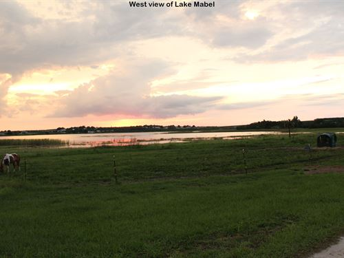40 Acre Lake Mabel Res Development : Lake Wales : Polk County : Florida