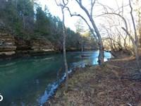 120 Acres Adjoining Cherokee Wma an : Jerusalem : Conway County : Arkansas