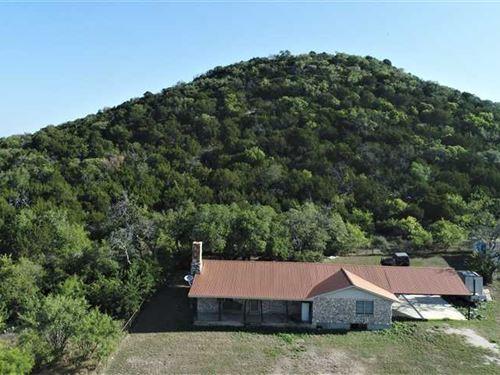 San Saba Peak Ranch - Mills County : Goldthwaite : Mills County : Texas