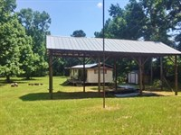 Hunting Camp For Sale Near Louisian : Osyka : Pike County : Mississippi