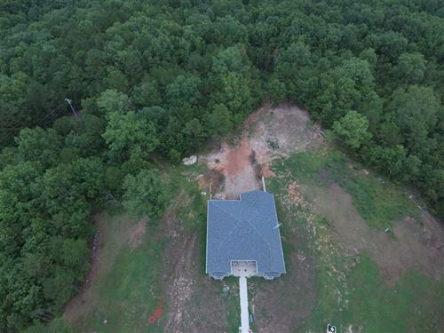 31.5 Acres And Newer Home Close Pu : Dixon : Pulaski County : Missouri