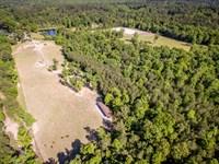 Large Acreage Tract Close To Rtp : Moncure : Chatham County : North Carolina