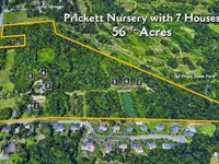 Prickett Nursery With 7 Houses : Sewell : Gloucester County : New Jersey