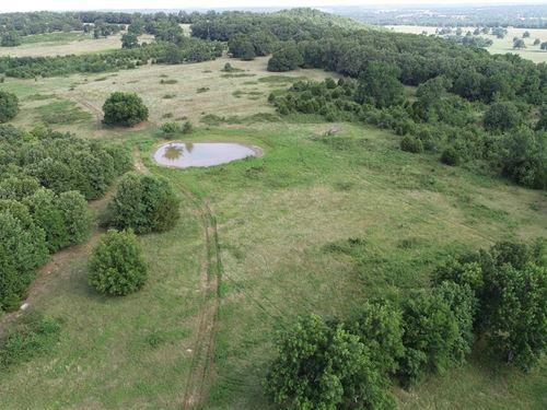 106 M/L Acres : Park Hill : Cherokee County : Oklahoma